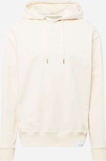 Les Deux Sweatshirt 'Carl' in de kleur Natuurwit, Productweergave