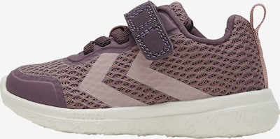 Hummel Sneaker in lila, Produktansicht