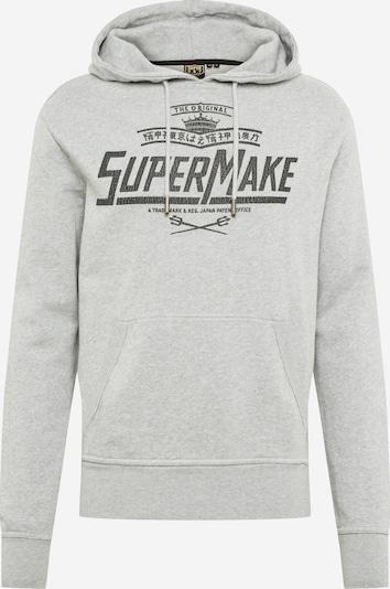Megztinis iš Superdry , spalva - grafito / margai pilka, Prekių apžvalga