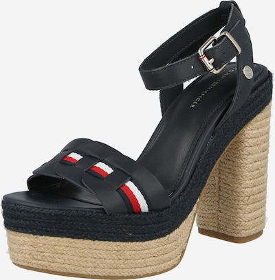 TOMMY HILFIGER Sandále - tmavomodrá, Produkt