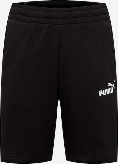 PUMA Sportshorts in schwarz / weiß, Produktansicht