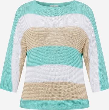 Z-One Pullover 'Alisha' in Blau