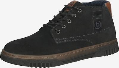 bugatti Boots in anthrazit, Produktansicht