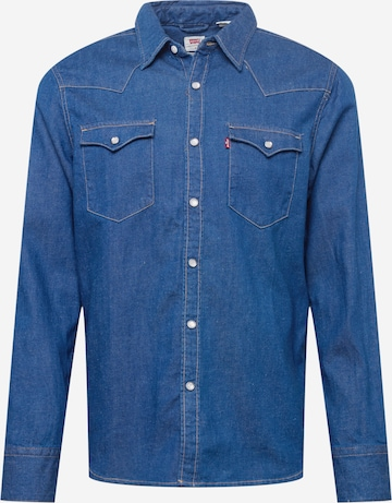 Camicia 'BARSTOW WESTERN STANDARD' di LEVI'S in blu