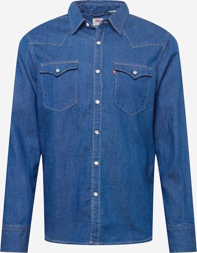 LEVI'S Košulja 'BARSTOW WESTERN STANDARD' u plavi traper, Pregled proizvoda