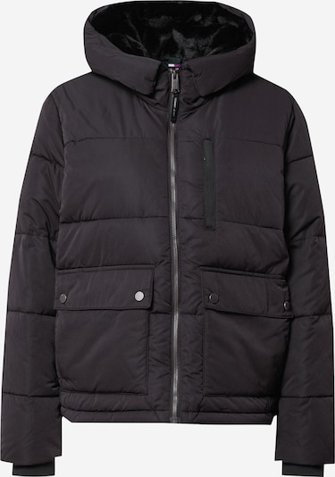 Tommy Jeans Between-season jacket in black, Item view