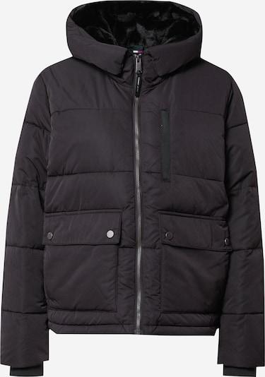 Tommy Jeans Overgangsjakke i sort, Produktvisning