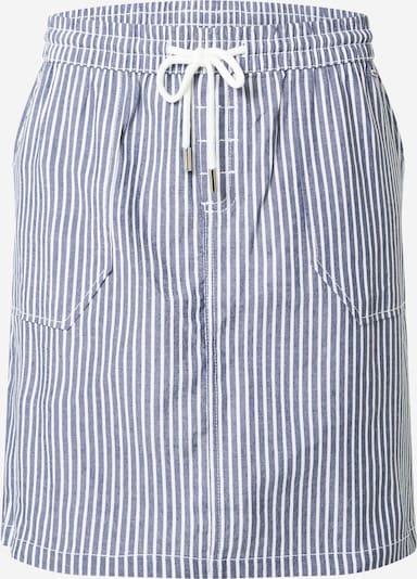 ZABAIONE Sukňa 'Bine' - námornícka modrá / biela, Produkt