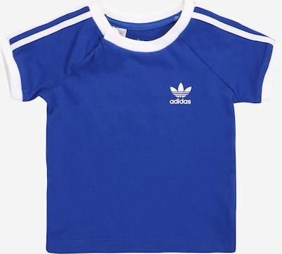 ADIDAS ORIGINALS Shirt in blau / weiß, Produktansicht