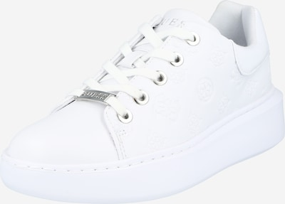 GUESS Sneakers low 'Bradly' in white, Item view