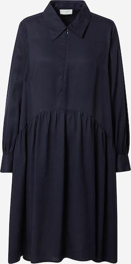 NORR Robe-chemise 'Aria' en bleu marine, Vue avec produit