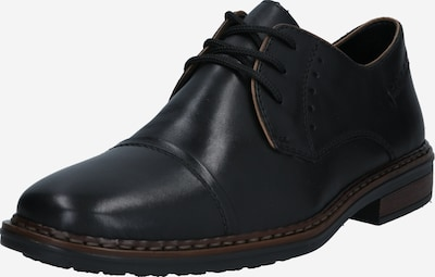 RIEKER Lace-up shoe in black, Item view