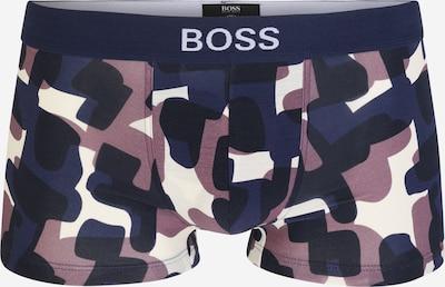 Boxer trumpikės iš BOSS Casual, spalva – tamsiai mėlyna jūros spalva / rožinė / juoda / balta, Prekių apžvalga