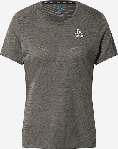 ODLO Performance Shirt in mottled black, Item view