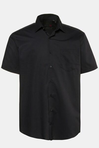 JP1880 Businesshemd   713990 in schwarz, Produktansicht