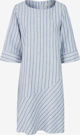 eve in paradise Kleid 'Sina' in hellblau / weiß, Produktansicht