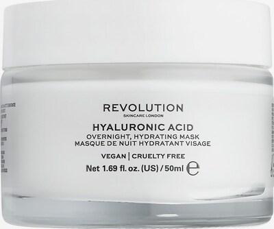Revolution Skincare Maske 'Hyaluronic Acid' in weiß, Produktansicht