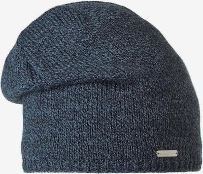 STÖHR Mütze in blau, Produktansicht