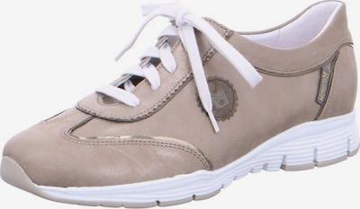 MEPHISTO Schnürschuhe in taupe, Produktansicht