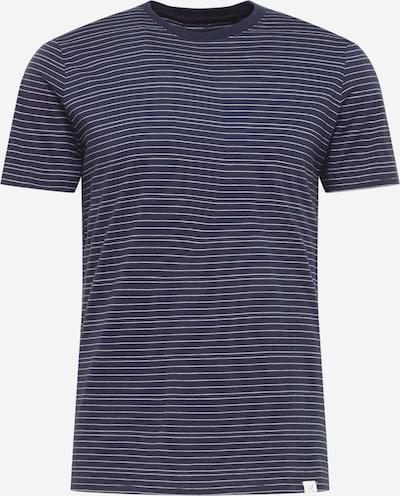 NOWADAYS T-shirt i mörkblå / vit, Produktvy