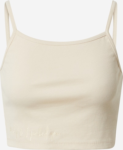 ABOUT YOU x Swalina&Linus Top 'Merle' in beige, Produktansicht