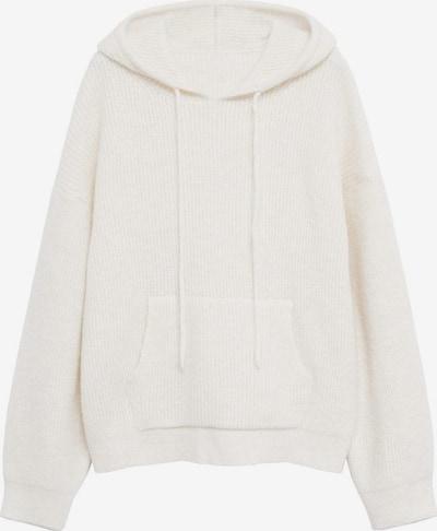 VIOLETA by Mango Pullover 'Lili' in weiß, Produktansicht