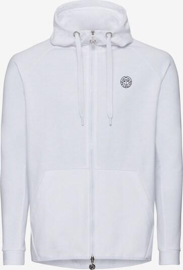 BIDI BADU Sportsweatjacke in weiß, Produktansicht