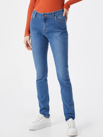 MUD Jeans Jeans 'Hazen' in blue denim, Modelansicht