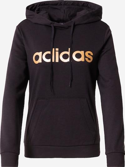 ADIDAS PERFORMANCE Athletic Sweatshirt in Gold / Black, Item view