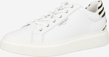 Twinset Sneaker low i hvit