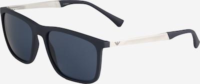 Emporio Armani Saulesbrilles '0EA4150' tumši zils / Sudrabs, Preces skats