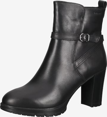 TAMARIS Bootie in Black