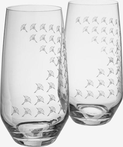 JOOP! Glas in grau / transparent, Produktansicht