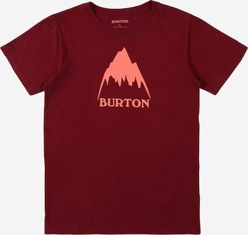 T-Shirt fonctionnel BURTON en violet