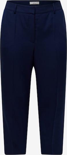 Pantaloni cu dungă 'Maria' Guido Maria Kretschmer Curvy Collection pe albastru marin, Vizualizare produs