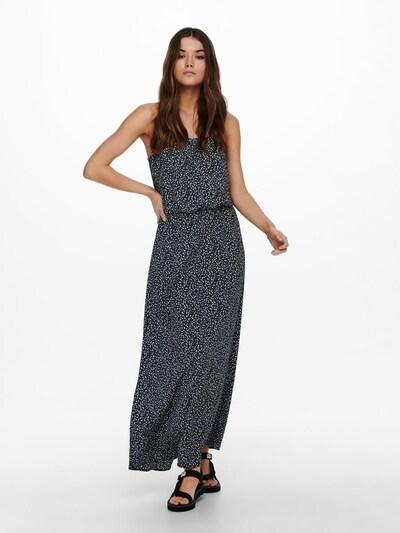ONLY Kleid 'WINNER' in marine / schwarz / weiß, Modelansicht
