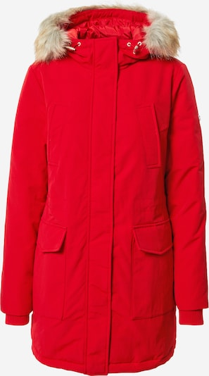 Tommy Jeans Winter parka in red, Item view