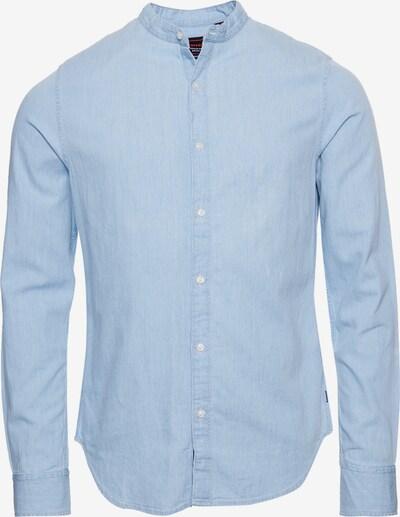 Superdry Hemd in dunkelblau, Produktansicht