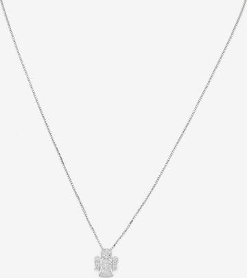 Amen Amen Damen-Kette 925er Silber 6 Zirkonia ' ' in Silber