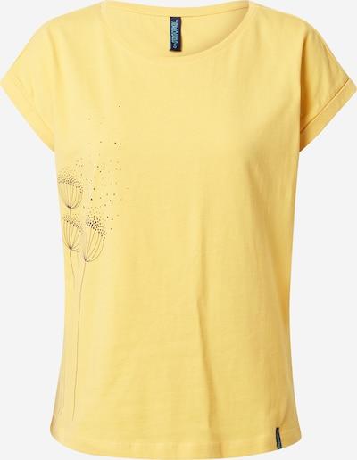 Tranquillo T-shirt en jaune / noir, Vue avec produit