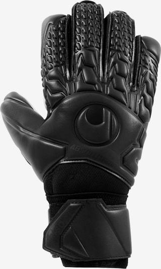 UHLSPORT Handschuh in schwarz, Produktansicht