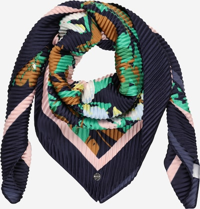 ESPRIT Masque en tissu en bleu marine / vert / rose, Vue avec produit