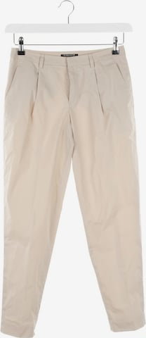 STRENESSE Pants in XS in White