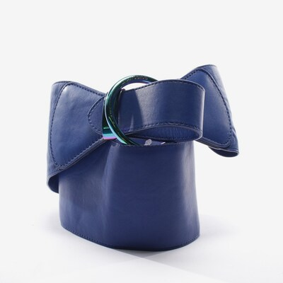 GIORGIO ARMANI Gürtel in XL in dunkelblau, Produktansicht