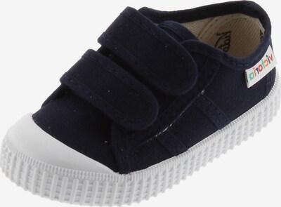 VICTORIA Sneaker in dunkelblau / weiß, Produktansicht