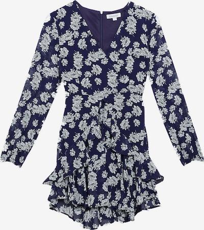 Zibi London Kleid 'Petal' in navy / weiß, Produktansicht
