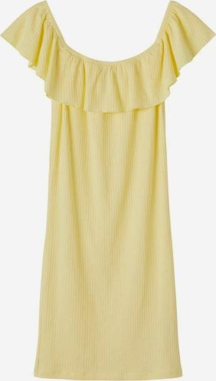 NAME IT Robe en jaune: Vue de face