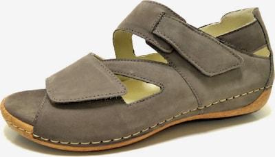 WALDLÄUFER Sandale in braun, Produktansicht