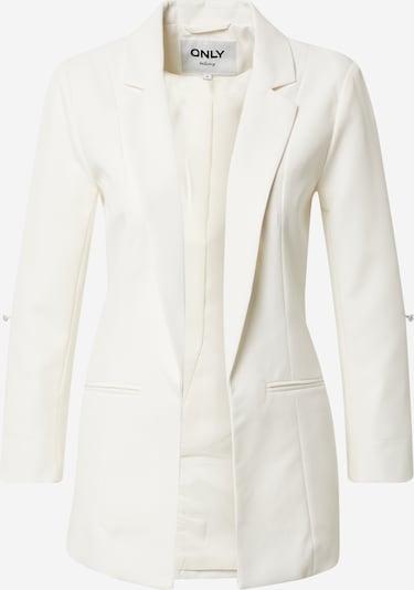 ONLY Blazer 'KAYLE' in weiß, Produktansicht