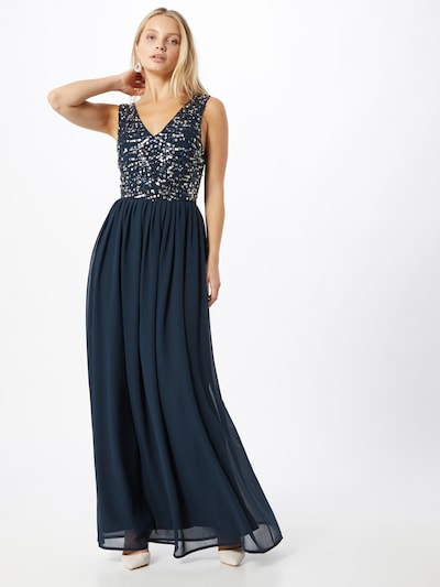 LACE & BEADS Kleid 'Beca' in navy, Modelansicht